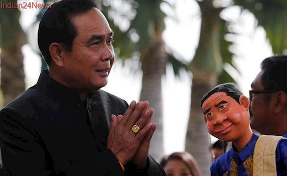 Thai Junta Chief Accepts Donald Trump Invite to Visit White House
