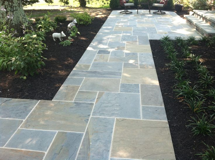 patio designs with stamped concrete