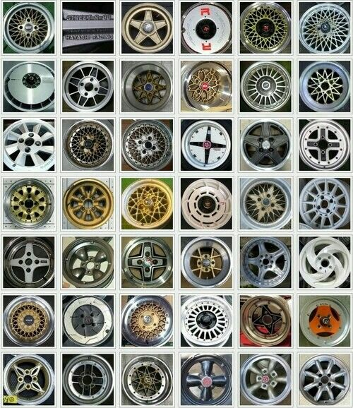 Is a classic wheels..