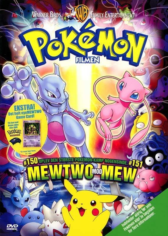 Ver Pelicula Pokemon The First Movie Mewtwo Strikes Back