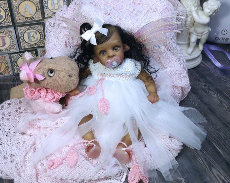 25 Best Mini Doll Kits Images On Pinterest Reborn Babies