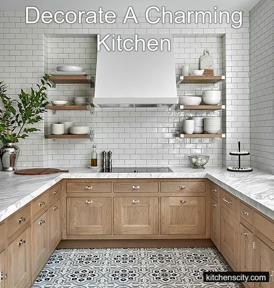Below We Show You More Than 60 Photos Of Kitchens Decorated With Charm Now Question Is How To Decorate A Charming Kitchen Kitchende In 2020 New Kitchen Cabinets Kitchen Design Small Space Kitchen