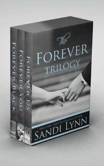 The Forever Trilogy: Forever Black, Forever You, Forever Us Sandi Lynn.