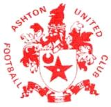 Ashton United Football Club is an English football club, based in Ashton-under-Lyne, Greater Manchester. They play in the Northern Premier League Premier Division at the seventh level of the English football league system. The club was originally founded in 1878 as Hurst F.C. and the earliest known match report dates back to March 1879. By 1880 the club were playing at Hurst Cross, their current ground.