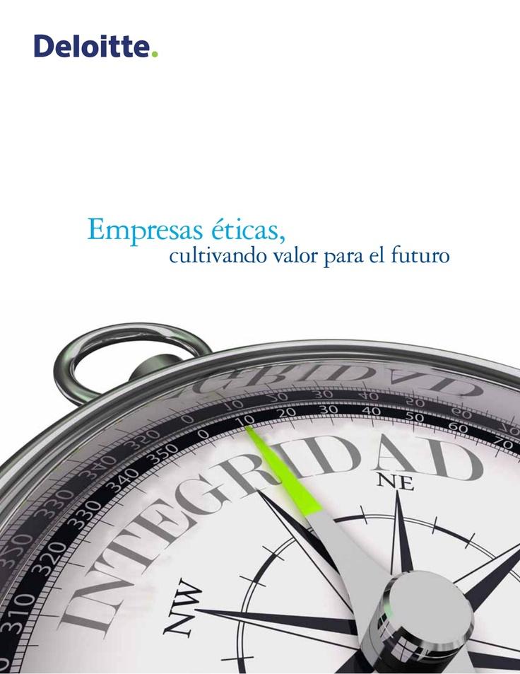 empresas-ticas-cultivando-valor-para-el-futuro by Deloitte México via Slideshare