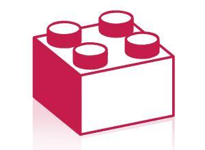 LEGO Silhouette Clipart