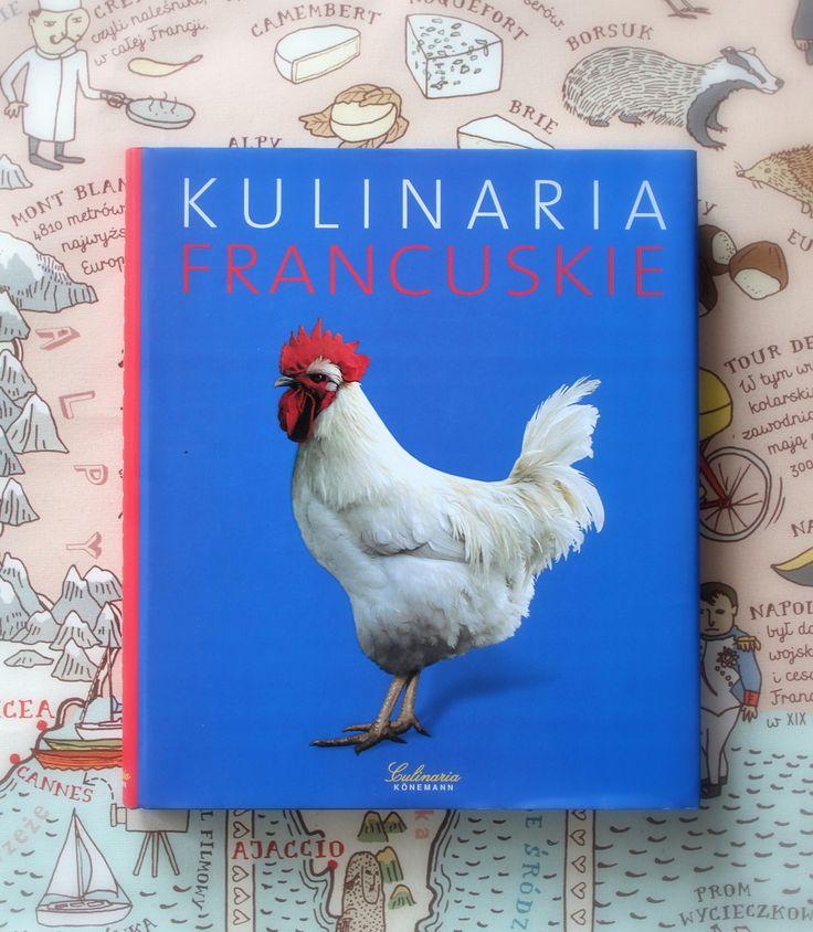 Nowy wpis na blogu Placu Francuskiego. Tym razem o jednej z moich ulubionych książek o kuchni francuskiej. Zapraszam do lektury