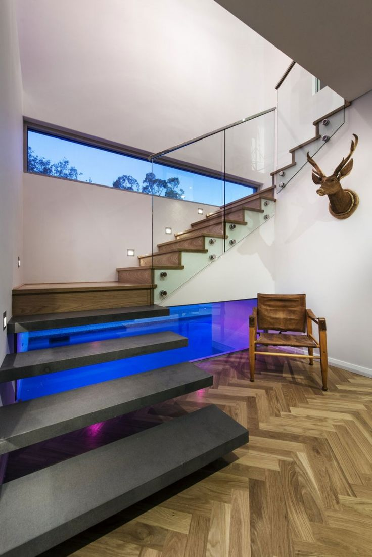 The Empire by Residential Attitudes. Staircase IdeasStaircase DesignFloating  ...