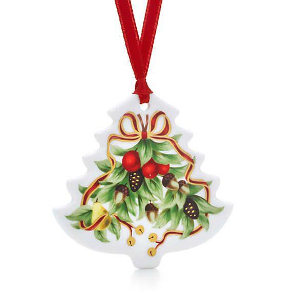 Tiffany Holiday™ Christmas Tree Ornament
