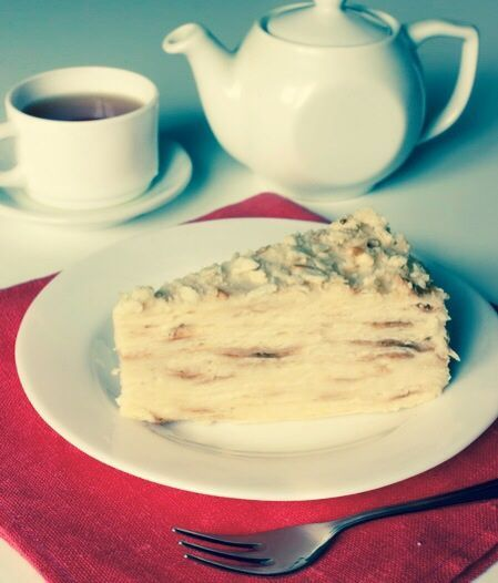 Торт «Наполеон»: три лучших французских рецепта!. Еда и напитки. Добавила Кристина Котова — VilingStore.net
