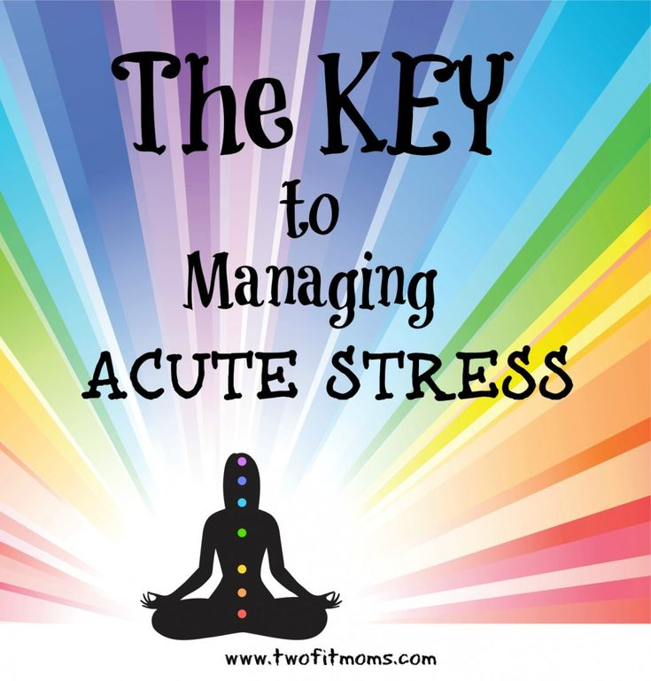 Do you suffer from acute stress? Click to read one simple trick to help you manage stress!