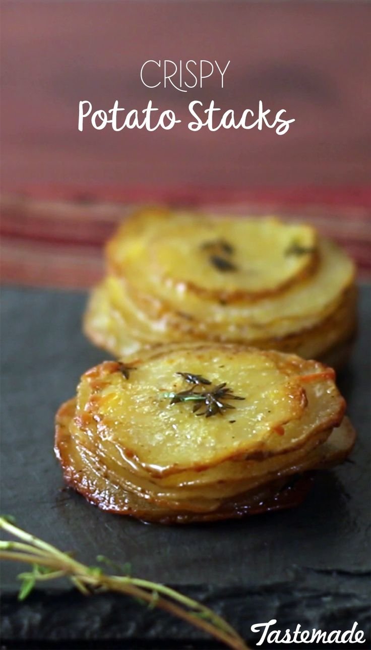 Sometimes potatoes want to get dress up. A little herb butter and cheese make the best accessories.