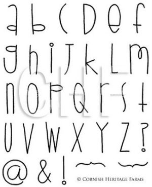 Best DoodlinAlphabet Images On   Handwriting Fonts