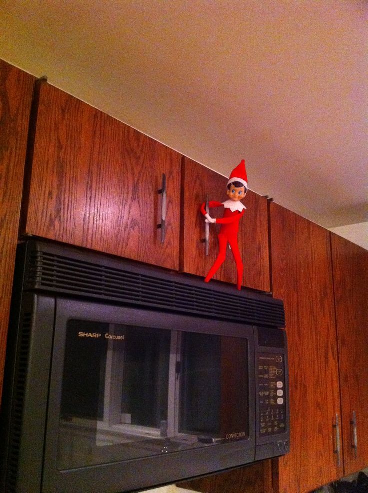 30 Adventurous Ideas for Your Elf on the Shelf.