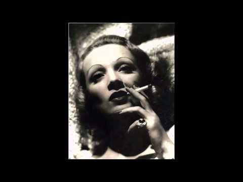 Marlene Dietrich - Lili Marleen.avi - YouTube