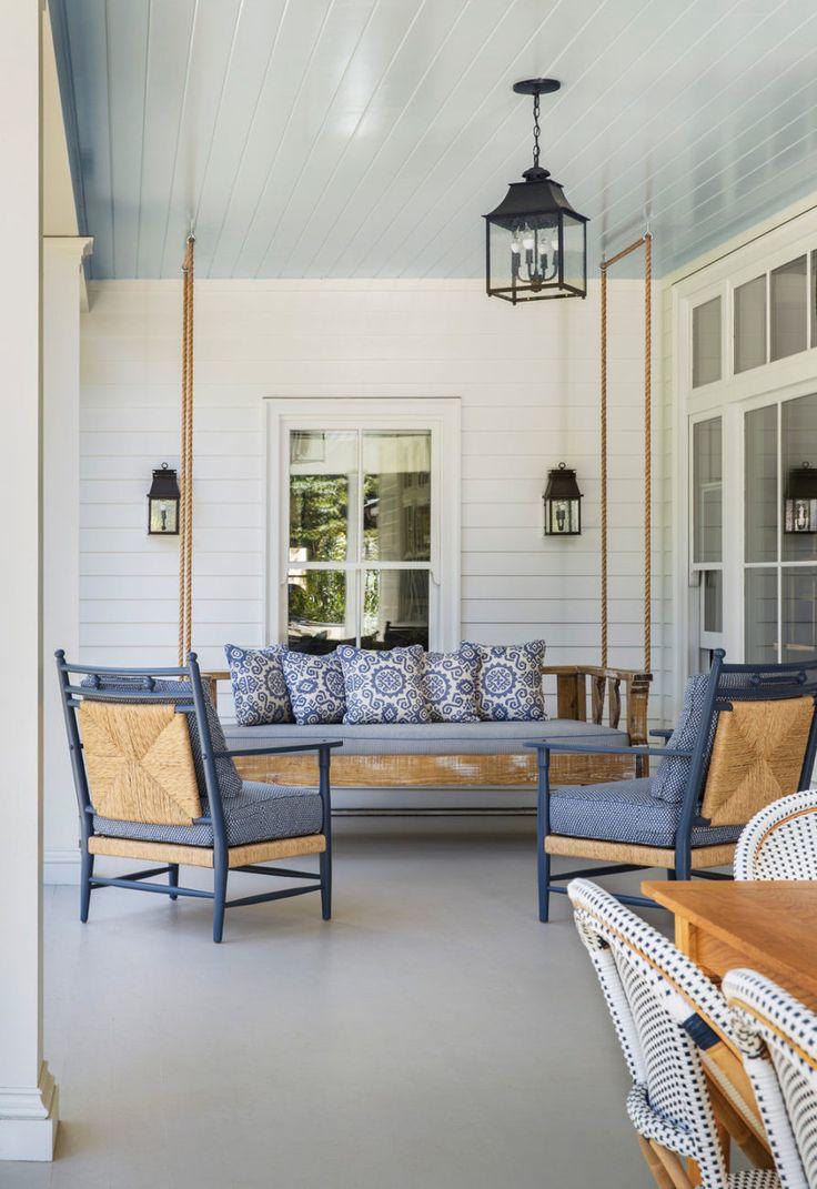 porch swing | Tim Barber Ltd.