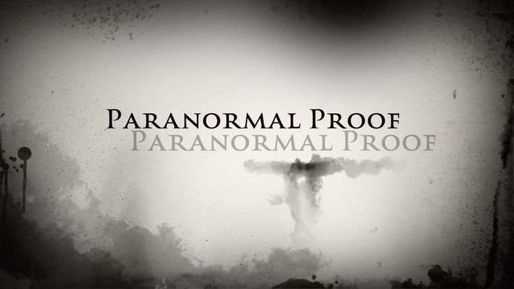 Paranormal Proof - Teaser Trailer for Season One