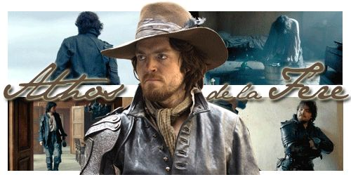 The Musketeers - Athos de la Fere