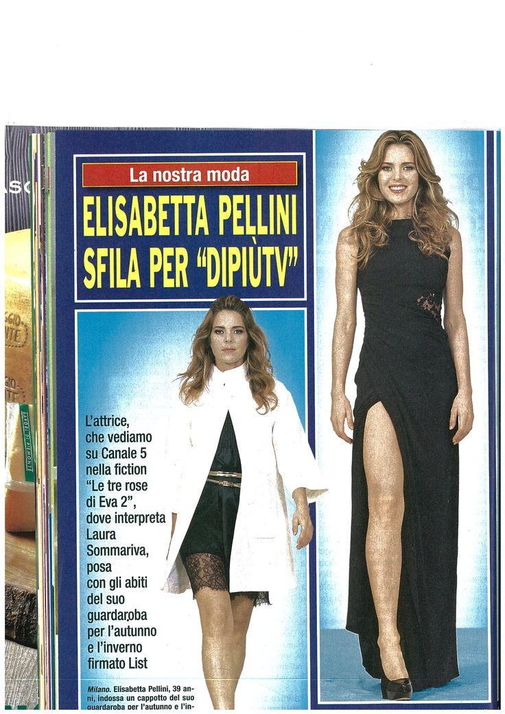 Elisabetta Pellini su DipiùTV