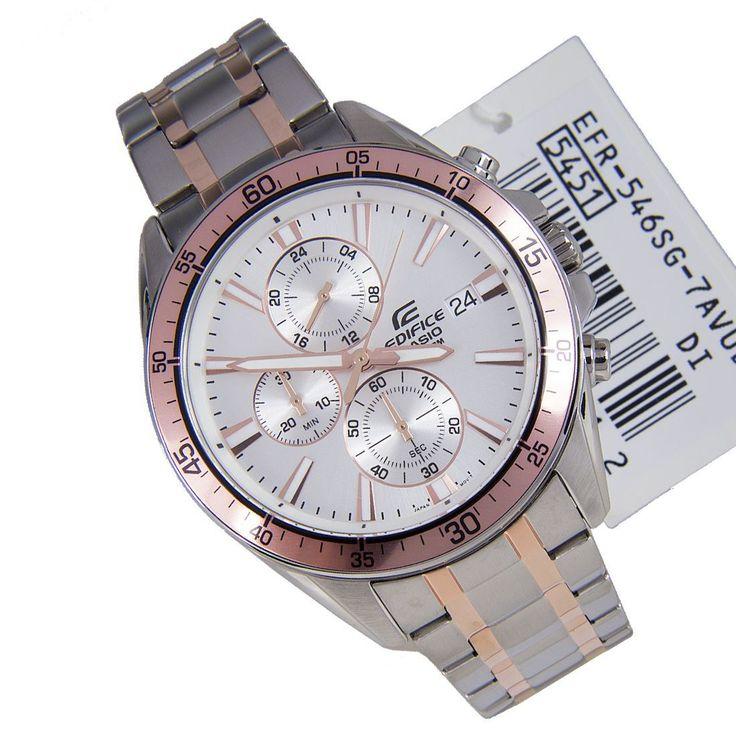 A-Watches.com - EFR-546SG-7A Casio Edifice Chronograph Watch, $138.00 (https://www.a-watches.com/efr-546sg-7a-casio-edifice-chronograph-watch/)
