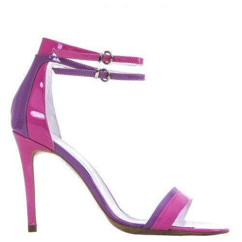 #CONDURbyalexandru #Shoes #2015 #Spring #Summer@1503 Lac roz cu Lila