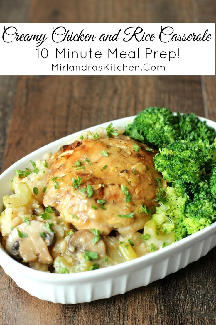 150958 best dishes from your favorite food bloggers images on creamy chicken and rice casserole forumfinder Images