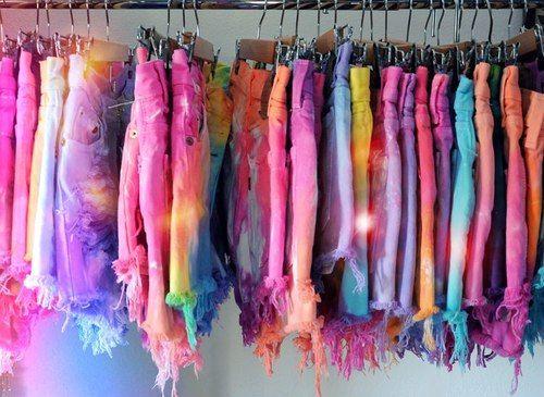 Colorful Shorts  #Jeanshorts #Colorful #Shorts #Fashion