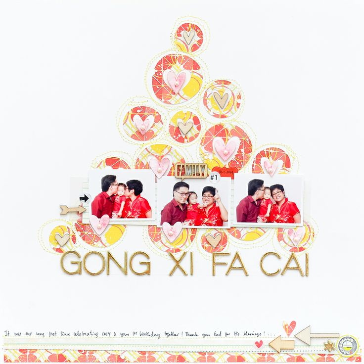 Gong Xi Fa Cai by Jessy Christopher: