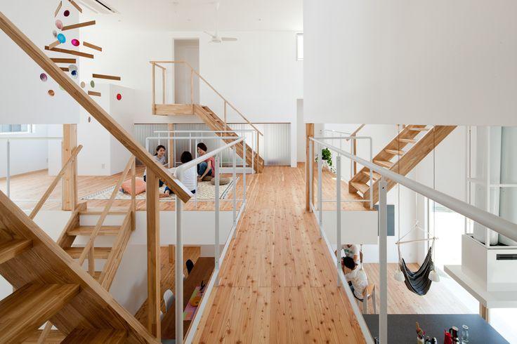 LT Jousai by Naruse·Inokuma Architects, LT城西 by 成瀬・猪熊建築設計事務所