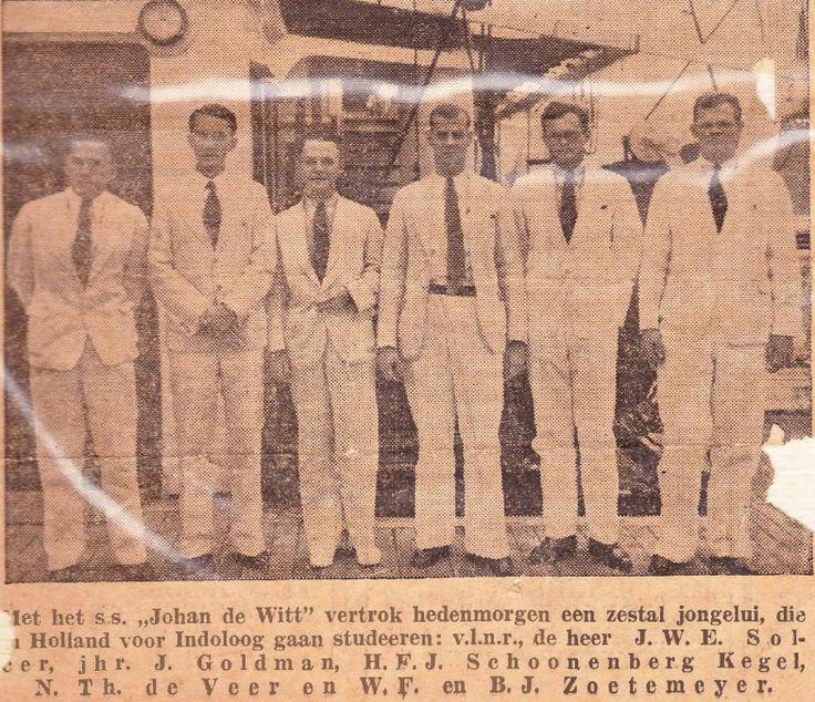 Het nieuws van den dag voor Nederlandsch-Indië 05-08-1935 & De Indische courant 06-08-1935 & Soerabaijasch handelsblad 07-08-1935