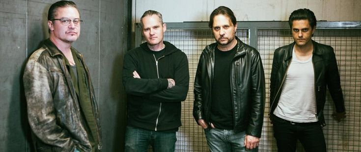 Dead Cross - Mike Patton, Mike Crain, Dave Lombardo, Justin Pearson