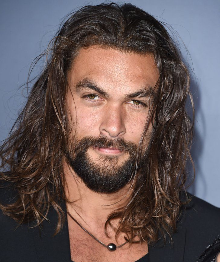 Pin for Later: Get Pumped For Justice League With the Official Cast Jason Momoa as Aquaman Fans practically lost their minds over Momoa's set photo from the film and rightfully so. The actor will also get his own spinoff in 2018.