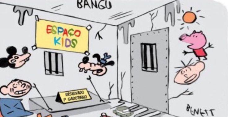 Garotinho sai do hospital e vai cumprir prisão domiciliar no Flamengo
