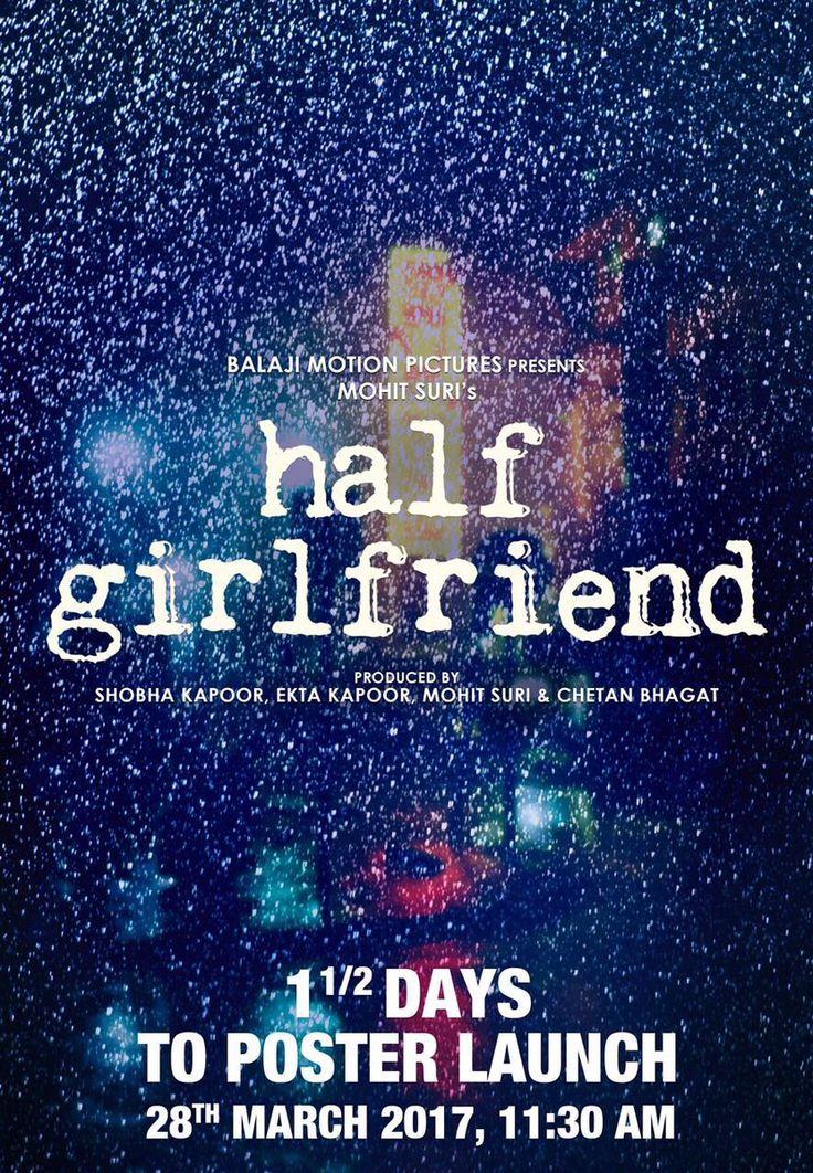 "First Look of 'Half Girlfriend"""
