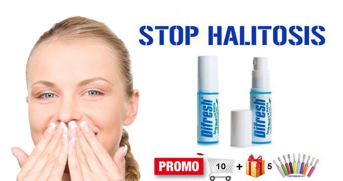 Stop-Halitosis, Bad Breath Solution
