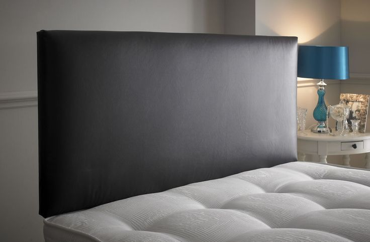 This Plain Headboard has a smooth finish. Its really comfy and gives a warm feel to your room. The simple headboard is very stylish and is well worth a buy for the price. http://www.chicconcept.co.uk/5143-plain-headboard-5055157622894.html