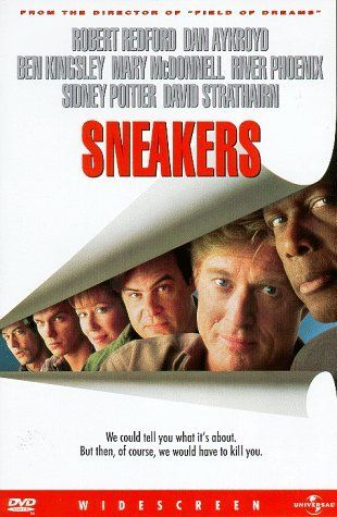 Sneakers.  Whistler: Fellas, Janek's little black box is on his desk between the pencil jar and the lamp. Mother: Uh, Whistler, I hate to tell you this, but you're blind.