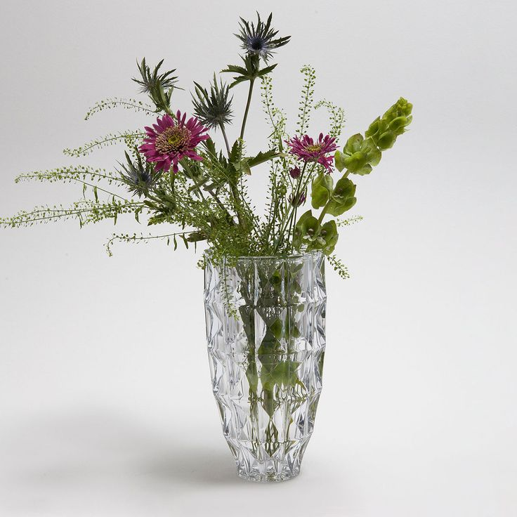Image 1 of the product Embossed diamonds vase