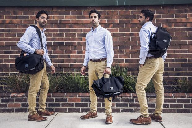 7ven Messenger: The Only Bag You Need.   Indiegogo