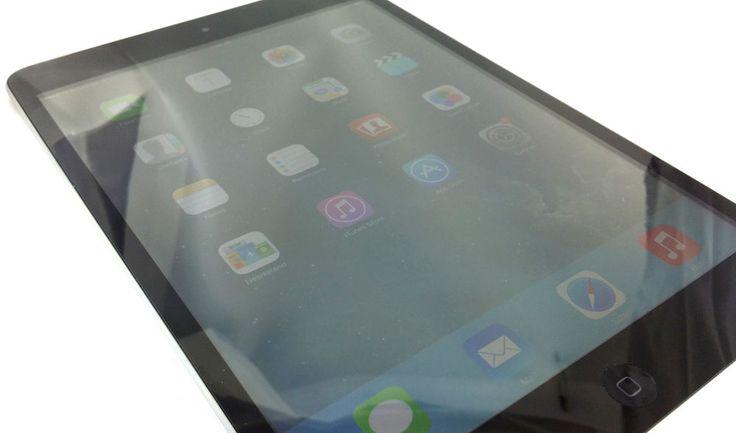 Apple iPad Mini 16GB Gray 1st Generation A1455 Wi-Fi + 4G from US Cellular #2821 in iPads, Tablets & eBook Readers | eBay