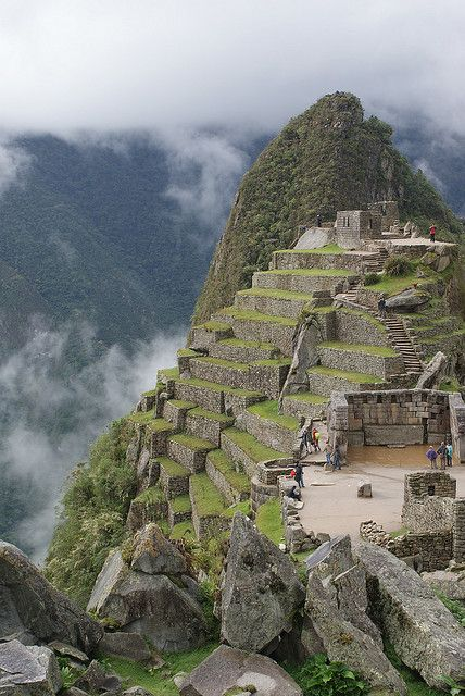 Machu Picchu, Peru.I want to go see this place one day.Please check out my website thanks. www.photopix.co.nz
