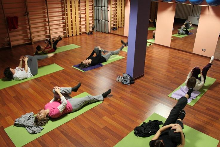 Corsi di Pilates