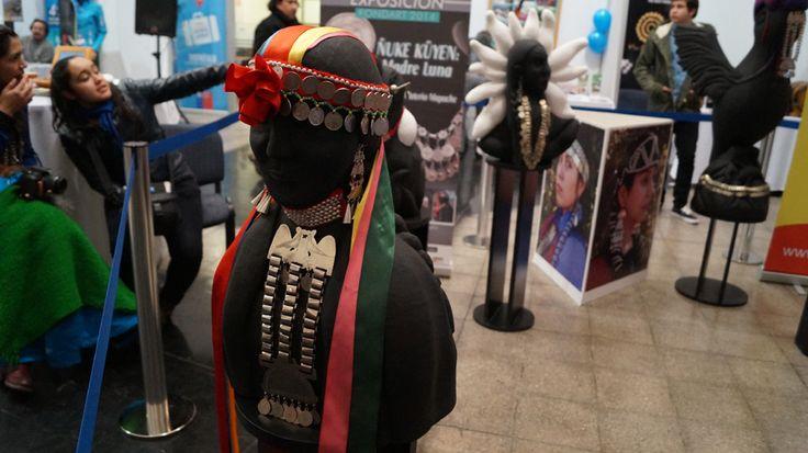 En Peñalolen , Ruca Mapuche .