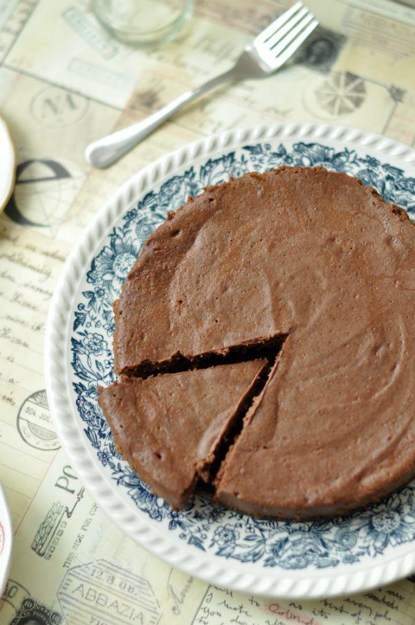 Krémes gluténmentes csokitorta recept