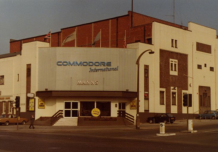 commodore nuthall rd nottingham