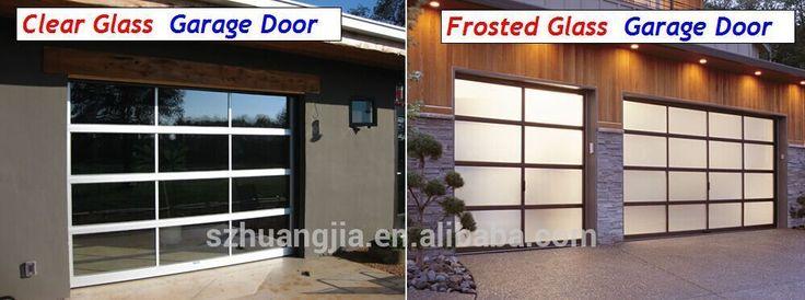 glass garage door cost - Google Search