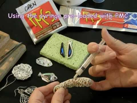 ▶ What is PMC (Precious Metal Clay) - YouTube