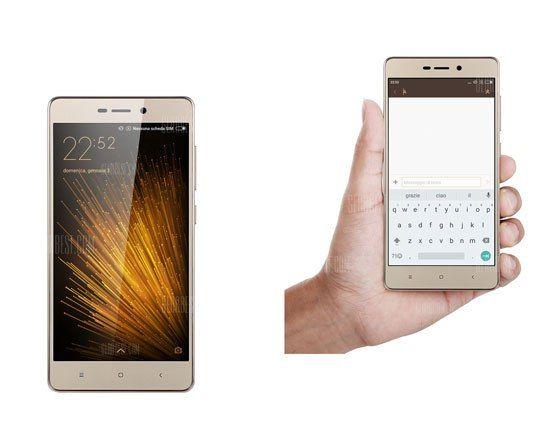 Xiaomi Redmi 3S con cupón de descuento 32GB 4G 113€