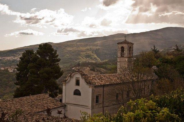 Ecoturismo Abruzzo: San Valentino, natura per golosi