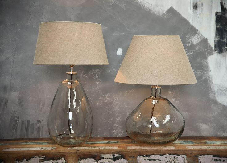 Baba Glass Lamp